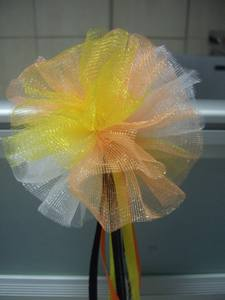 Pom Pom Rainbow Kids Fairy Wand