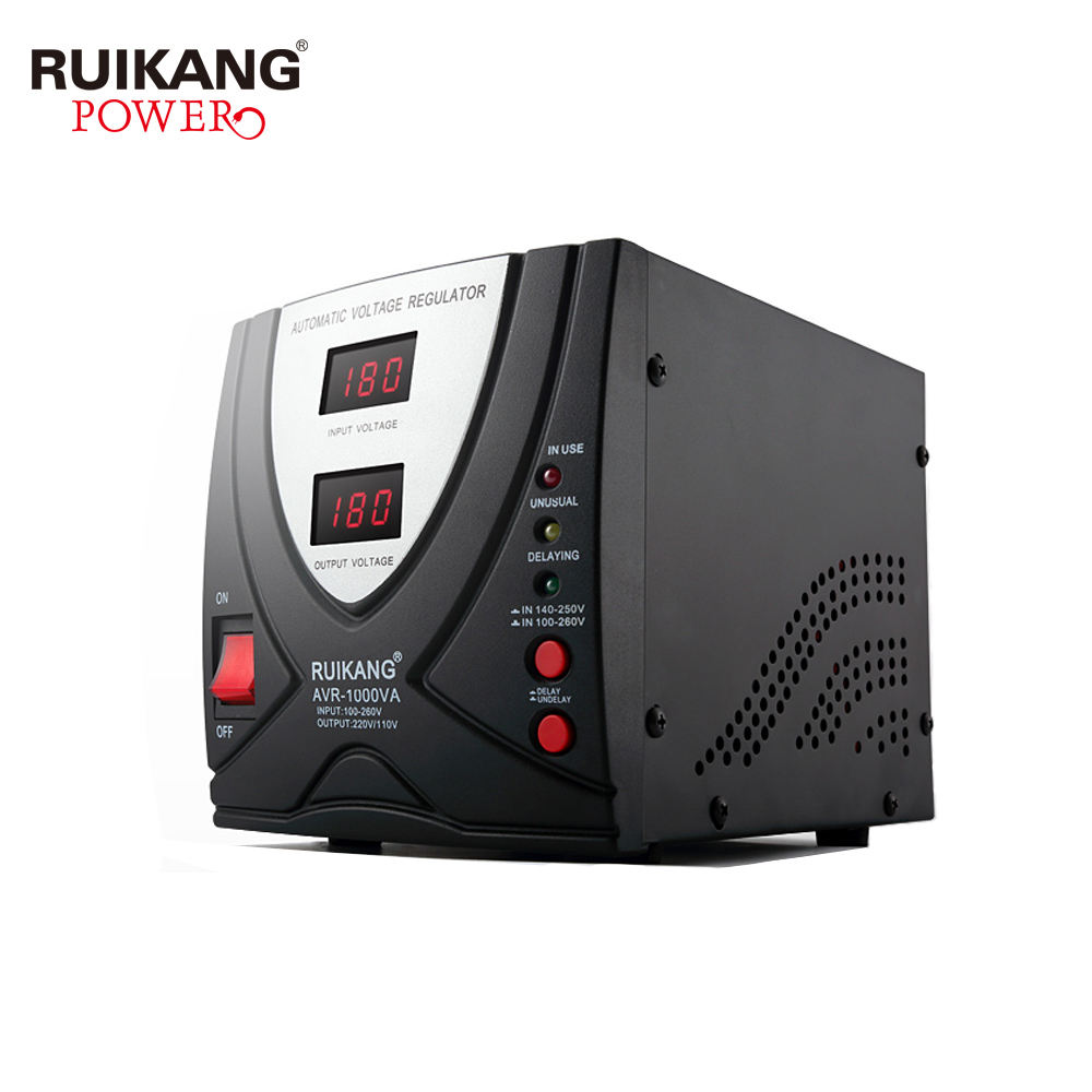 Harga 5Kva Double Single / 1 Phase Stabilizer