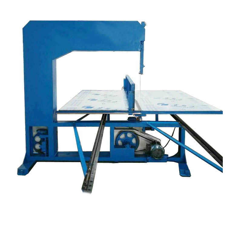 Factory Directly Supply Middle Size Band Saw Blade Vertical Foam Cutting Machine