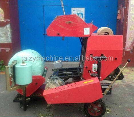 Factory price agriculture machinery maize straw baler