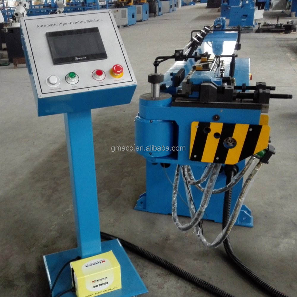 HOT SELL Hydraulic Automatic Tube Bender/Pipe bending machine
