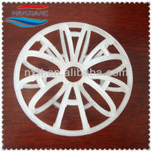 pp pe plastic tellerette rosette ring tower packing