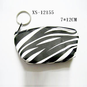 2020 latest fashion girls' mini shell handbag zipper small pouch wallet handmade leather coin purse