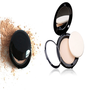 waterproof whitening face powder makeup private label foundation