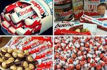 sweat Kinder Chocolate