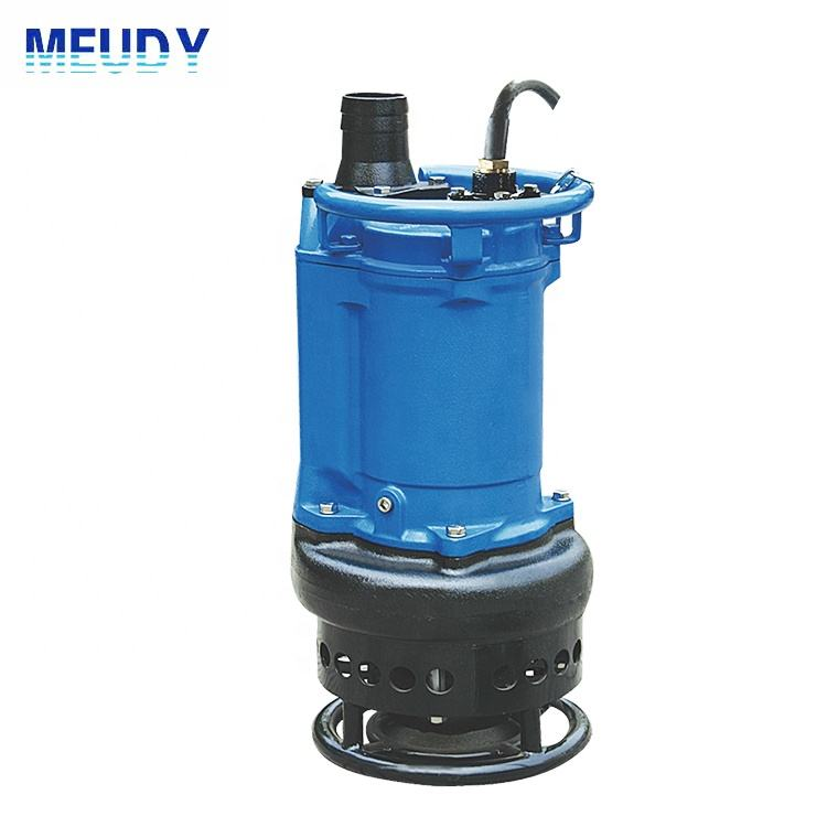 Tsurumi KRS MEUDY KBS 5.5-30Hp 3 Phase Electric Dewatering Submersible Slurry Pump