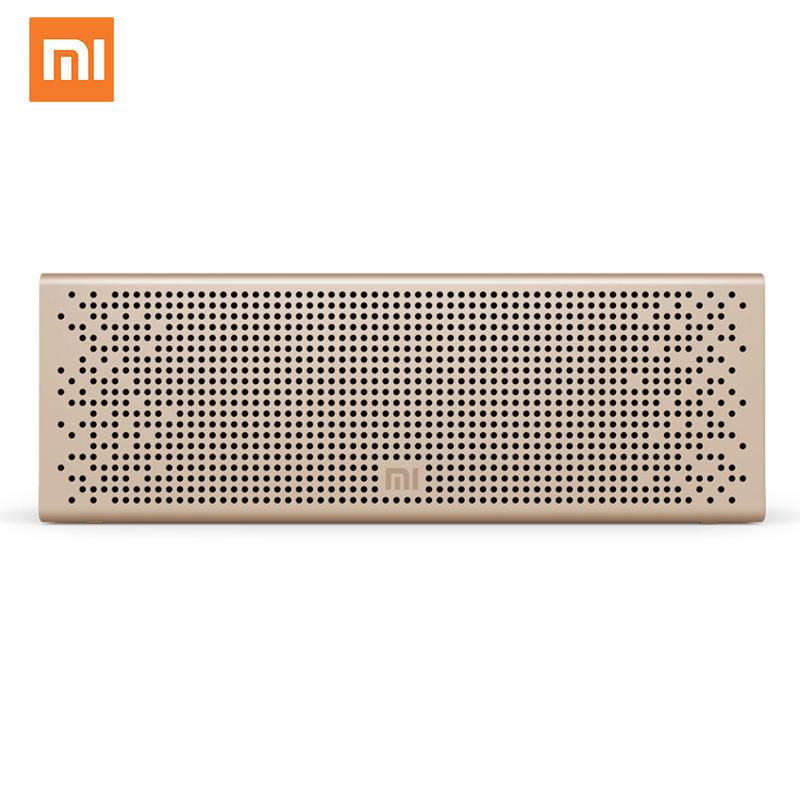 International Version Original Xiaomi Mi Speaker Wireless Music MP3 Player Support Handsfree mini-pocket good speaker