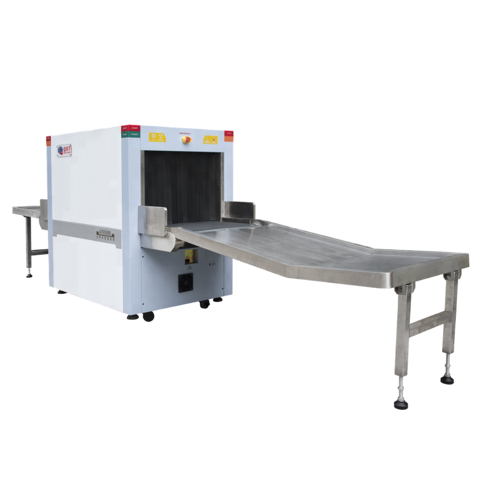 high qualified airport baggage scanner for baggage x ray inspection system