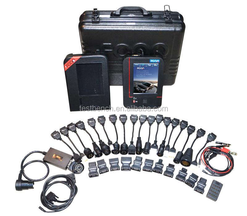 F3-G 24V heavy duty trucks diagnostic scan tool gasoline and diesel auto diagnostic scanner