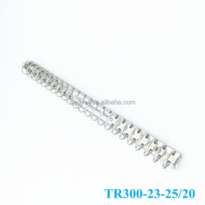 office binding supply TR300-23-25/20 ring mechanism/PP file clip