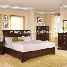 Wholesale W Hotel style bed room furniture bedroom set