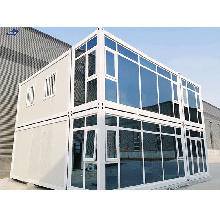 Cheap price ready made portable prefab container house homes for office