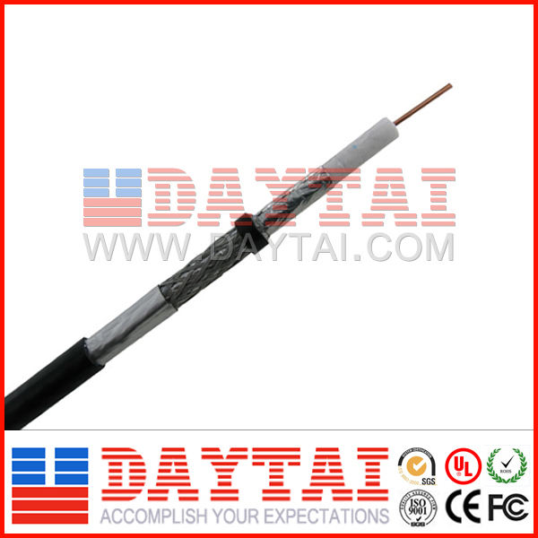 OEM Service BC/CCS Conductor RG6 Coaxial Cable Tri Shield