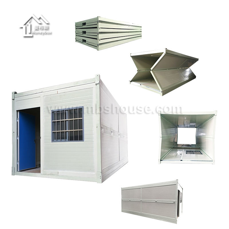 High quality 40ft luxury folding container house