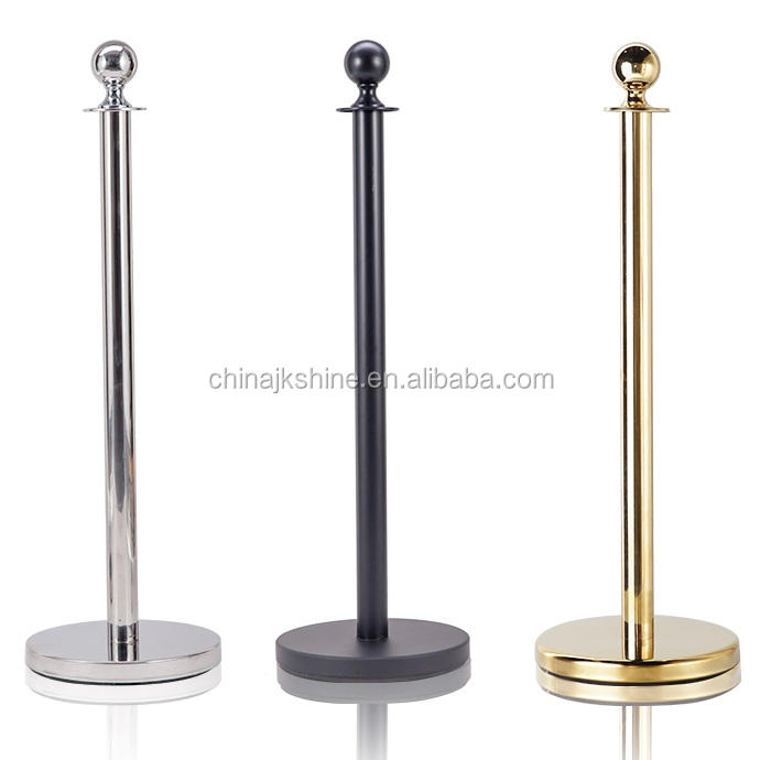 Hollywood Movie Night Red Carpet Oscar Awards Decorations Rope Stanchion/Queue Safety Barrier Poles