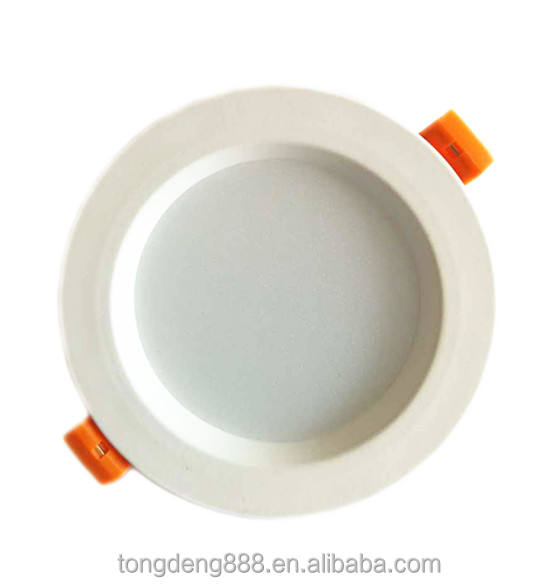 זול מחיר ultra slim שקוע 7w led downlight עבור שיכון 230v