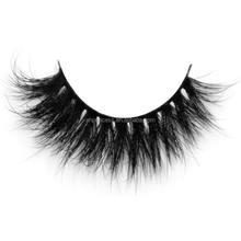 High quality pemium eyelash extension mink strip lashes