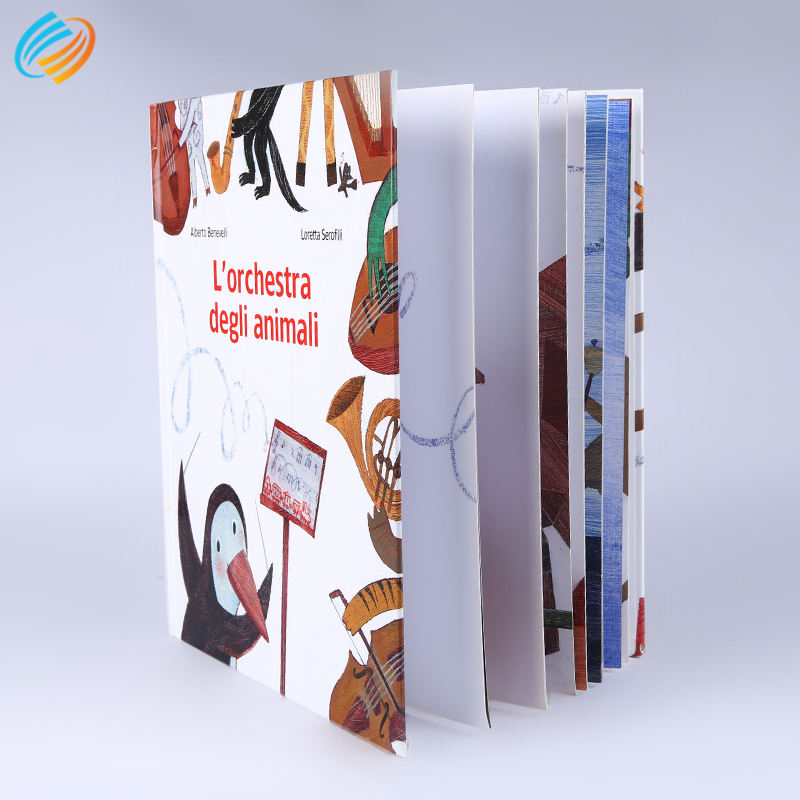 24 Hours Custom Offset Printing Design Service Catalogue Booklet Brochure Magazine Book