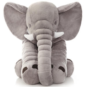 High Quality Animal Cute Doll Long Nose Elephant Plush Toys