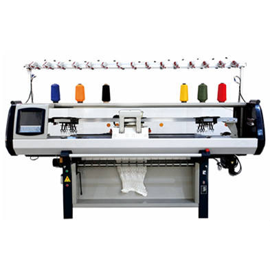Shima Seiki Computerized Flat Knitting Machine for Sweater