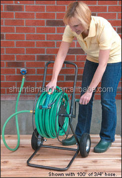 Hose Cart/ Garden Water Pipe Reel Set