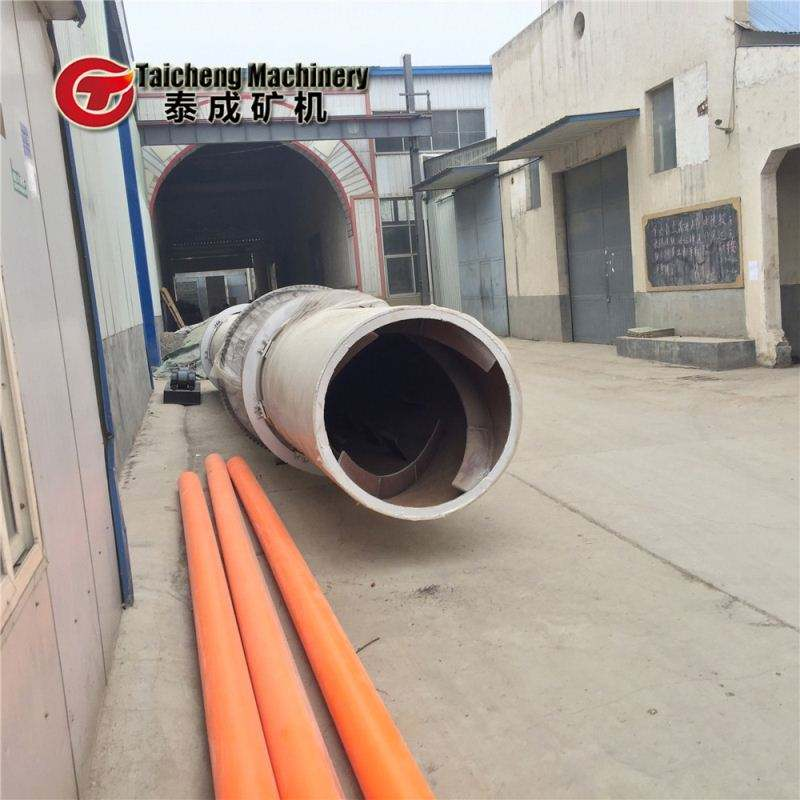 Industry sludge,sand,iron powder rotary dryer with good supplier