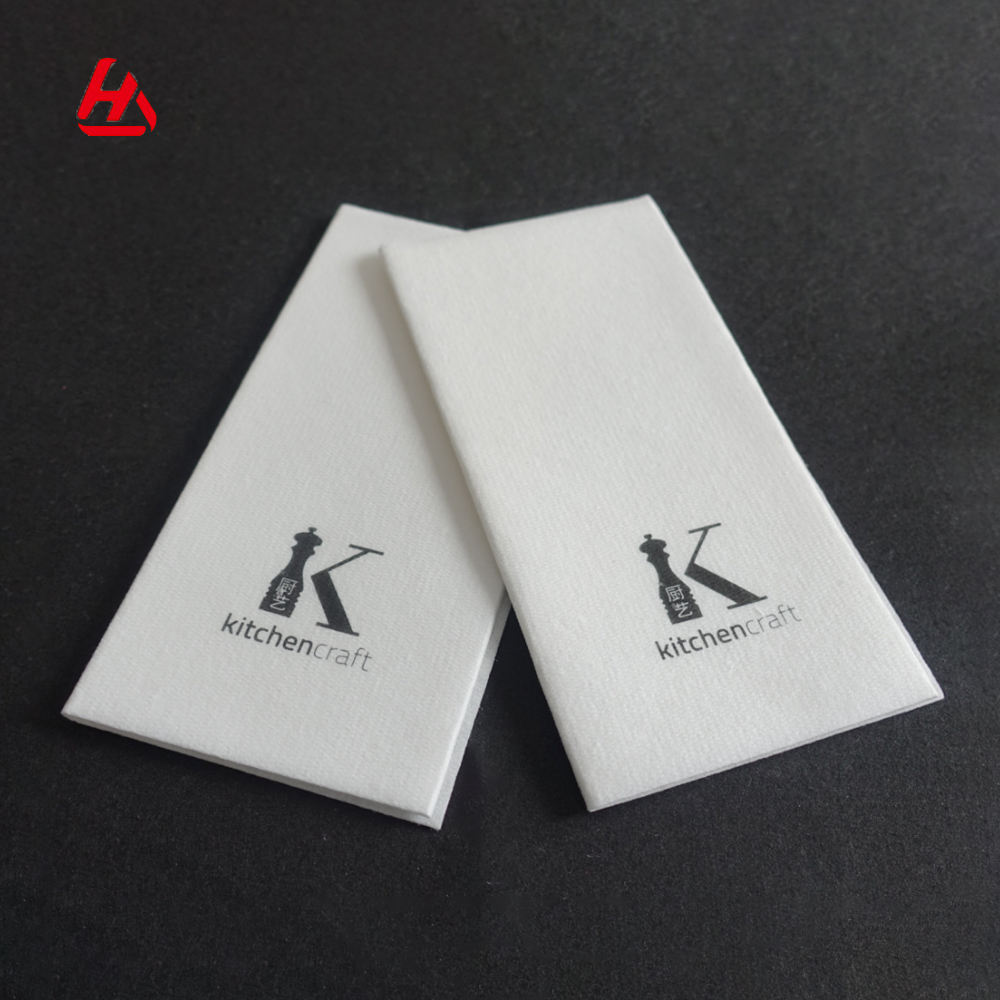 Hot Sale Free Sample High Quality Airlaid Custom Serviettes Napkins Printed Dinner Napkin Tissue