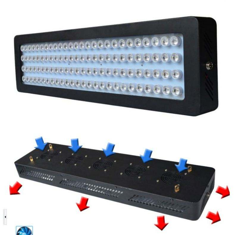 Newest High Power TL-300w Include Sunrise Sunsent Cloud Moonnight Programmable Aquarium Led Light