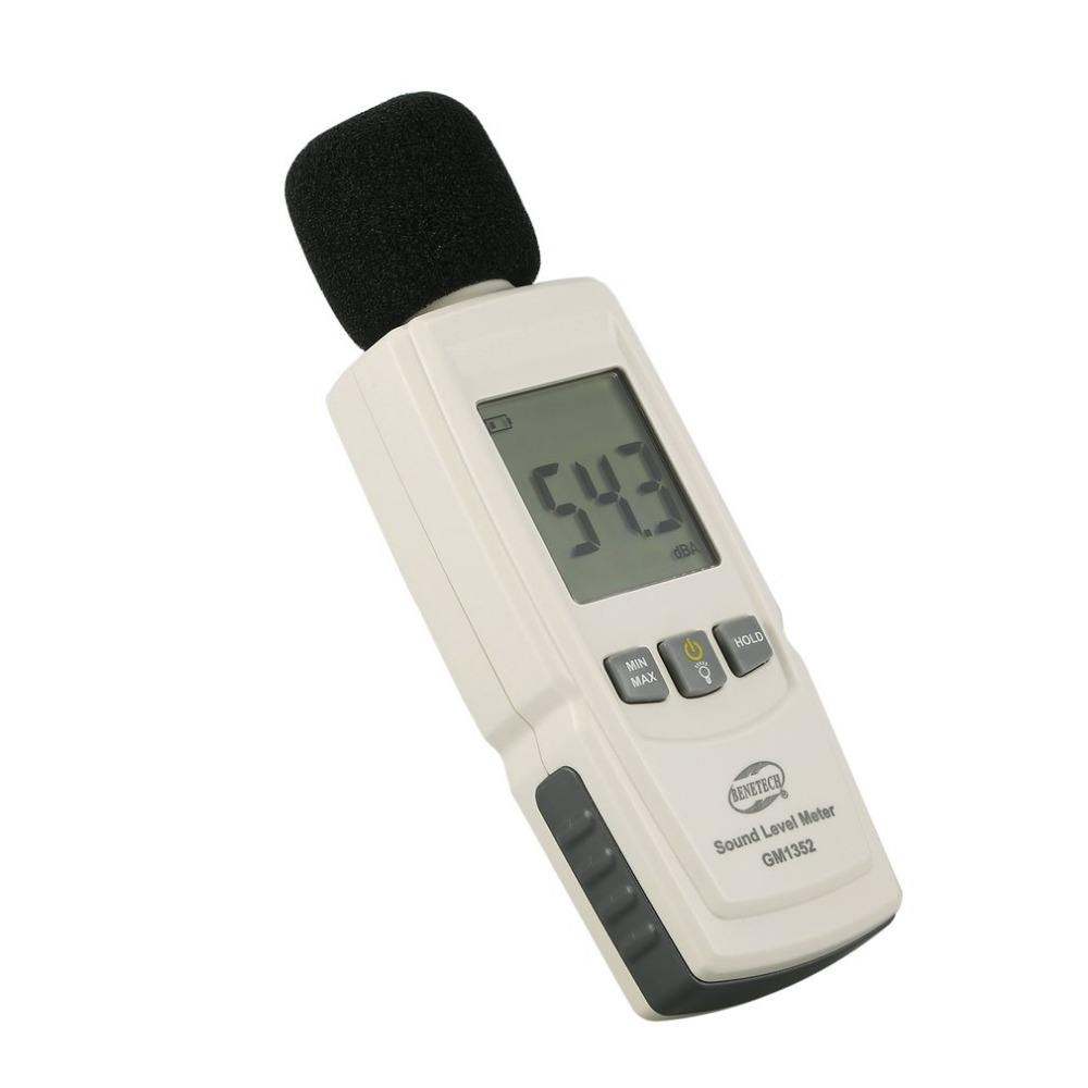 Mini Sound Level Meter Model GM1352