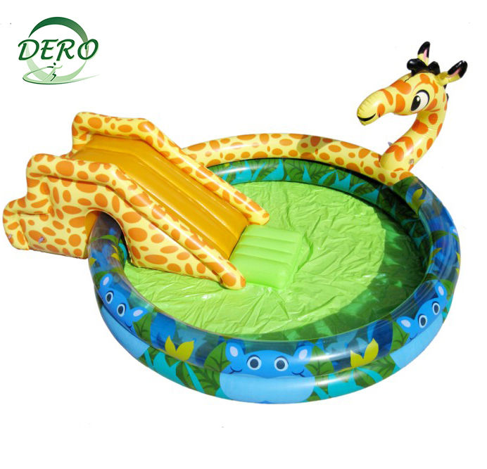 Aquarium water Play Center Pool kids inflatable water park paddling pool outdoor