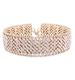 High Quality Alloy Shinny Full Rhinestone Choker Statement Necklace