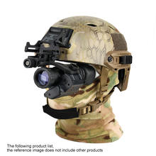 Chinese gun equipment Tactical military digital PVS 14 hunting infrared night vision goggles for sale