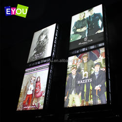 Best quality outdoor shopping mall LED light box for sale