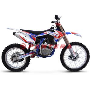 CB250-F Chroom-molybdeen Stalen Frame Off Road Motor 250cc Dirt Bike