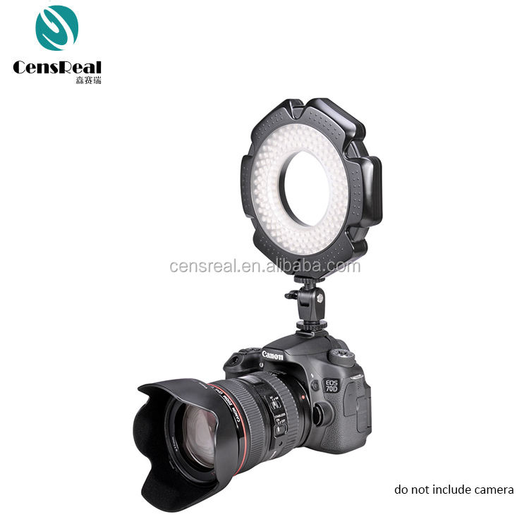 Portatile outdoor fotografia video led luce della macchina fotografica led 160