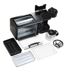 Convenient New products multifunction intelligent small oven toaster of 3 in 1 breakfast maker