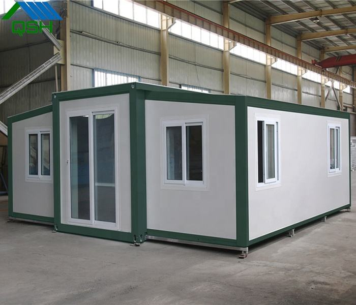folding container home 2 bedroom prefab house ready houses