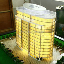 Architectural 3d Building Model Manufacture
