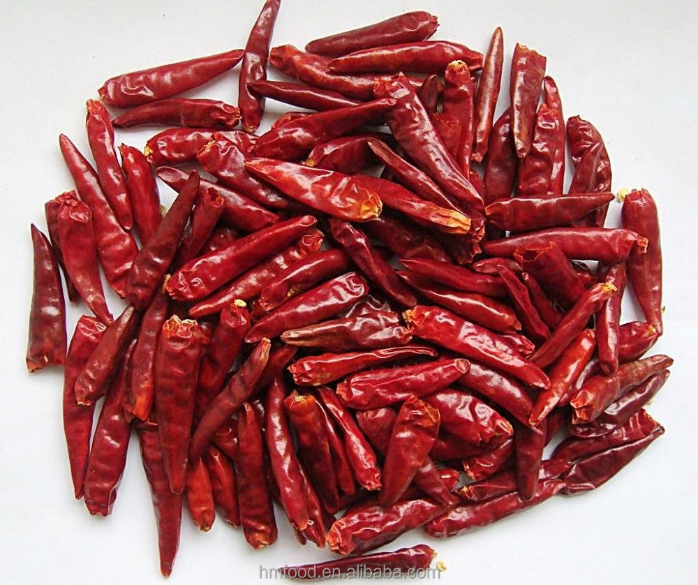 Hot Dried Chilli Powder