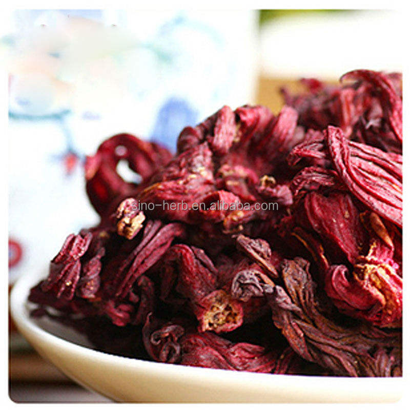 Top Quality Dried Chinese Roselle Flower Hibiscus Sabdariffa Flower Tea