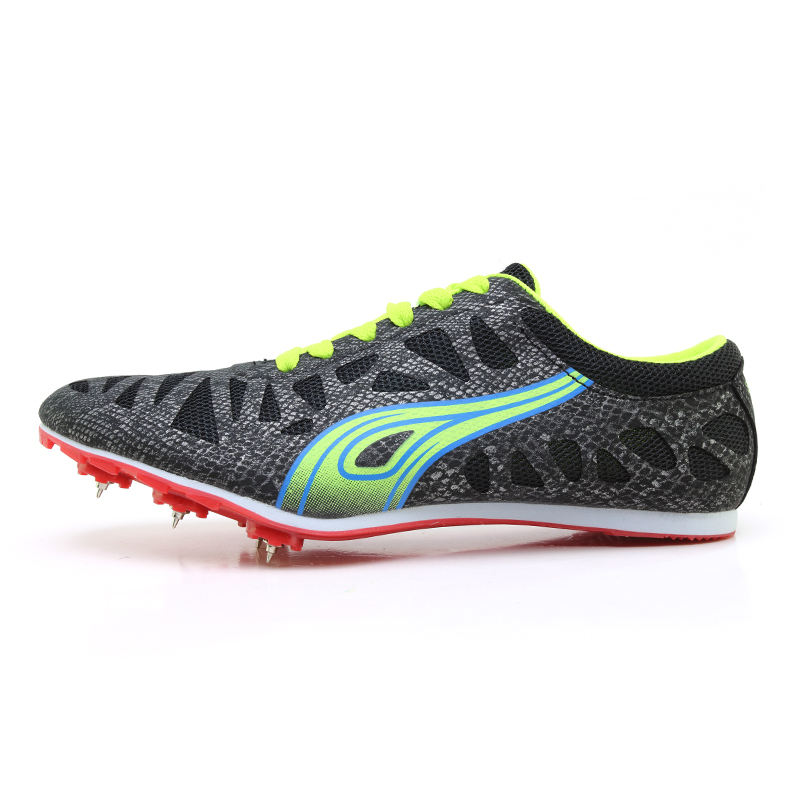 Light Weight Spike shoes, High Speed Sprint Spikes Shoes, Field Sport Track Shoes With Spikes