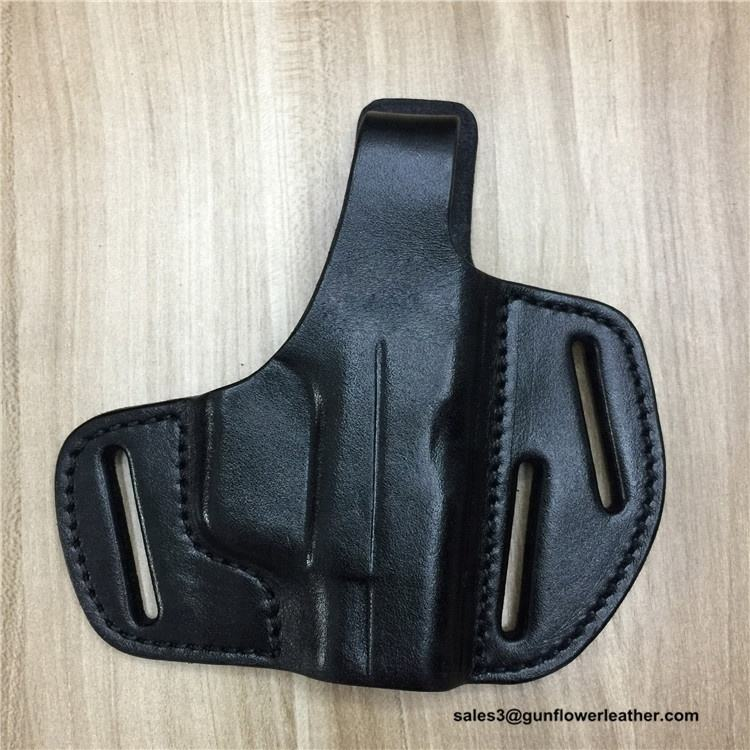 USA Top Seller Real Leather Pistol Holder for Ruger LCP