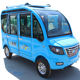 electric passenger van/electric vehicle/electric car for passenger with 1200W motor. whatsapp:008615515992017