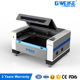 3 years warranty easy learning cheap shoes bags clothes making cnc CO2 laser cutting engrave machine