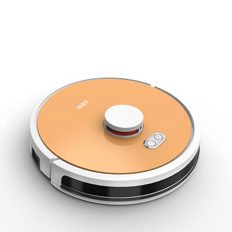 Robotic Vacuum and Mop UV Cleaner, 2500Pa Super Power Suction &Wi-Fi Connectivity and Laser Smart Navigating Robot Vacuum Lidar