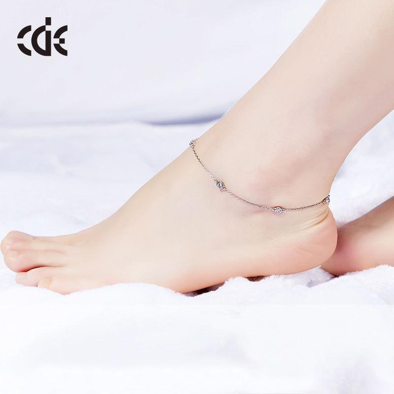 Yean Cha/îne de cheville Boho pour femme et fille