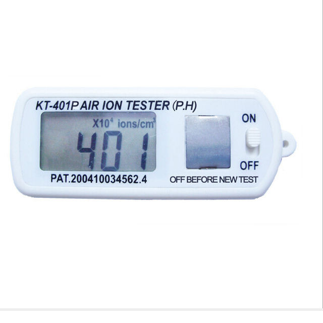 KT-401 Air Ion Tester Meter Mini Counter