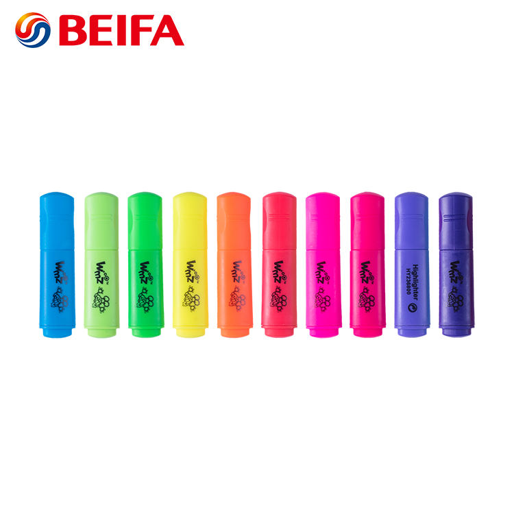 HY236800 China Alibaba BEIFA Promotional Highlighters