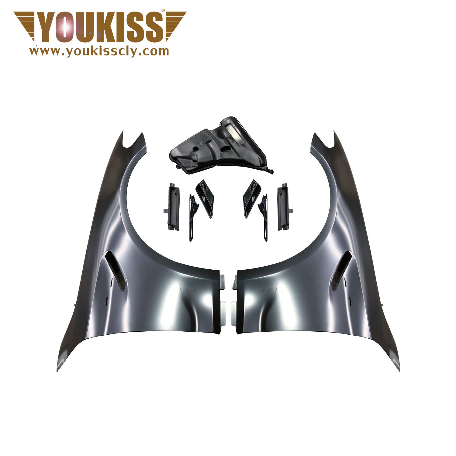 car front bumper For BMW 5 series G30G38 change M5 Style high guality car fenders