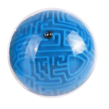 Educational toy kids magic toy 3d labyrinth mini maze ball